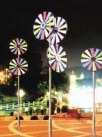 风车形景观灯庭院灯LED景观灯