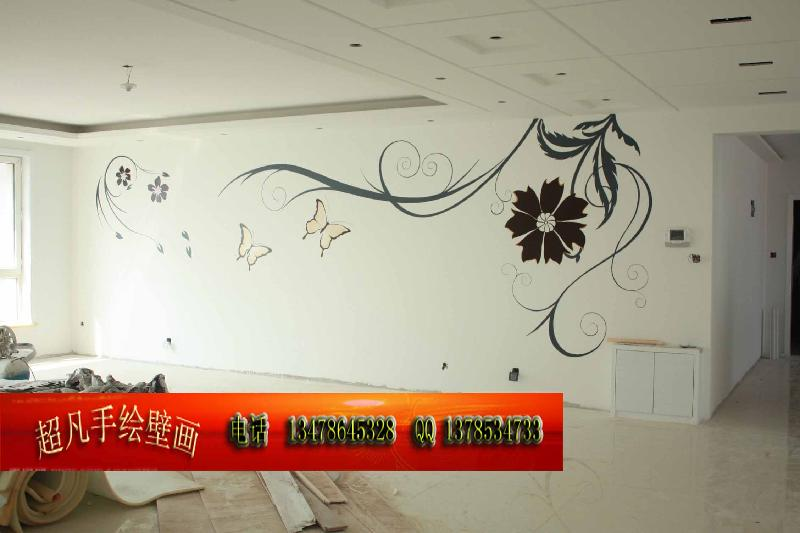 供应大连墙绘墙画壁画手绘幼儿园图片