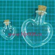工艺吊饰玻璃瓶图片