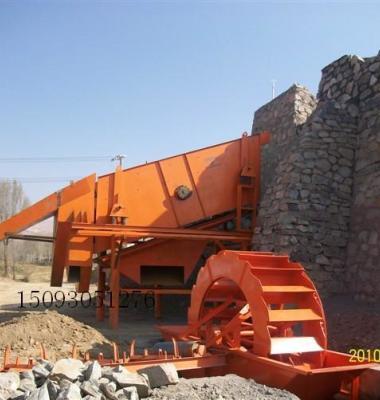 通化打砂机河卵石细碎机石料生产线图片/通化打砂机河卵石细碎机石料生产线样板图 (4)