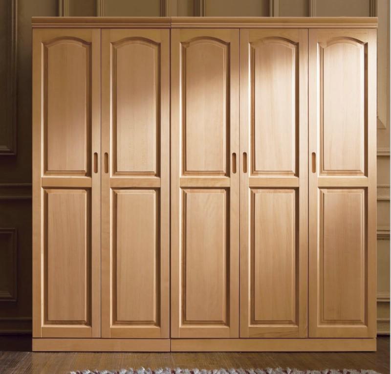 无锡市实木衣柜生产安装价格图片|无锡市实木