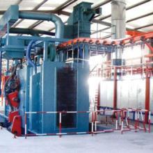 供应乌鲁木齐抛丸机/新疆钢结构抛丸机/和田钢丸/哈密铸造机械图片