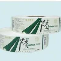 保健品不干胶标签/化工产品标签