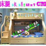 供应上海家具【100全实木】儿童床/子母床/双层床/三层儿童床上