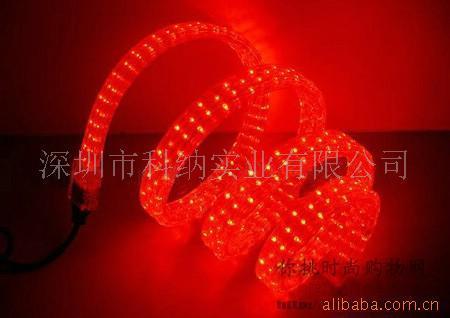 供应5050软灯条一米30灯红光