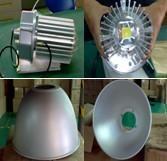 库房专用灯LED工矿灯100W图片