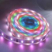 供应5050软灯条一米30灯紫光