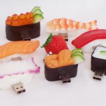 供应日本各类寿司U盘日本