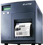 苏州佐藤CL412e工业条码打印机图片