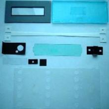 供应冲型白色PVC圆形绝缘垫价格优势