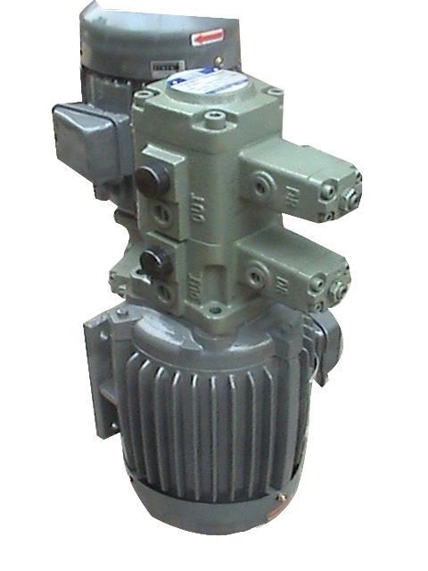 液压电机_液压电机供货商图片