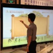 武汉电子签到墙武汉会议签到机租赁图片