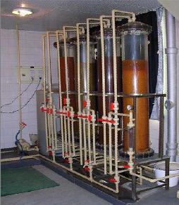 供应化工行业混床离子交换设备