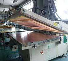 供应上海大型丝网印刷机