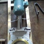 PZ273H电液动刀闸阀图片