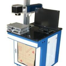 供应电镀金属材料光纤激光打标机