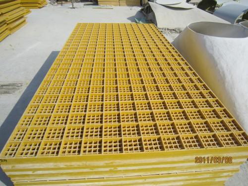 供应黑龙江玻璃钢格栅
