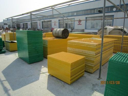 供应青海玻璃钢格栅