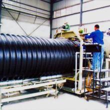 供应新疆HDPE聚乙烯双壁波纹排水管