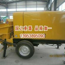 陕西丹凤县沿空留巷施工用混凝土泵-煤矿用混凝土输送泵◆Y型通风批发