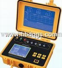 供应电网谐波质量分析仪