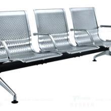 供应不锈钢候诊椅RG-413-1B
