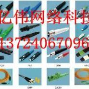 ST/ST多模光纤跳线图片