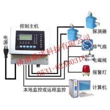 济南鼎诺安防专业供应DN-T1000现场显示液化气泄漏报警探测器 DN-T4000天然气报警器批发