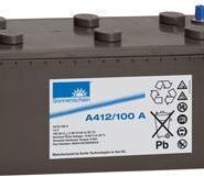 德国胶体电池图片