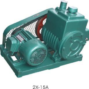 2X系列选片式真空泵图片