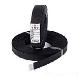 供应CAT钢塑复合拉筋带,低价土工加筋带钢塑拉筋带