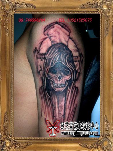 丰台纹身哪里最好北京最好的纹身店最好的纹身师价格便宜高清图片