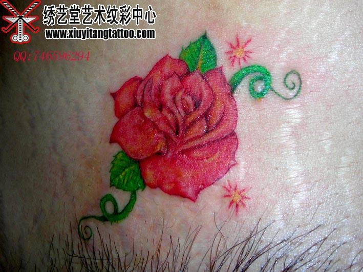 供应北京纹身最好的店海淀纹身绣艺