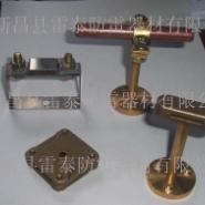 浙江铜包钢接地棒连接电线线夹图片
