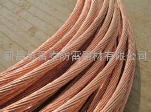 铜包钢线厂家图片