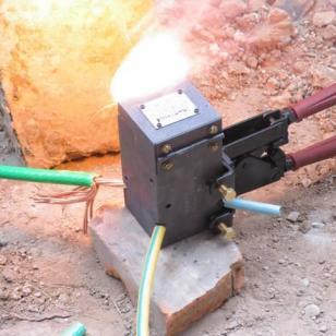 火泥焊粉厂家图片