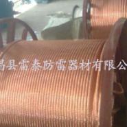 铜包钢绞线厂家图片