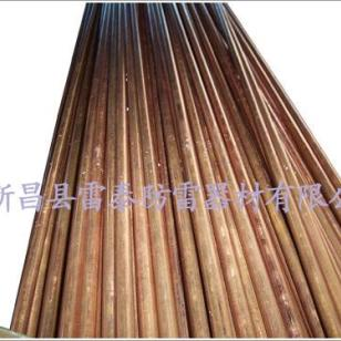 绍兴生产铜包铁接地棒公司图片