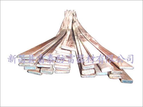 供应铜包钢扁钢导电率,铜扁钢价格,镀铜扁钢,铜包扁钢价格
