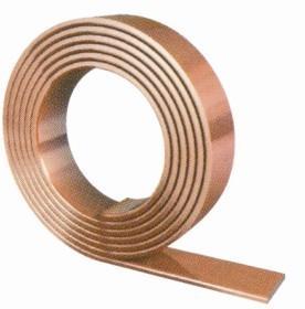 供应接地铜带固定夹码,防雷铜带线夹,一字夹,十字夹