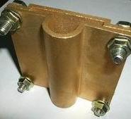 接地线线夹子铜的图片