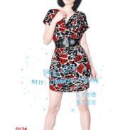短袖T恤批发夏季韩版女装批发图片