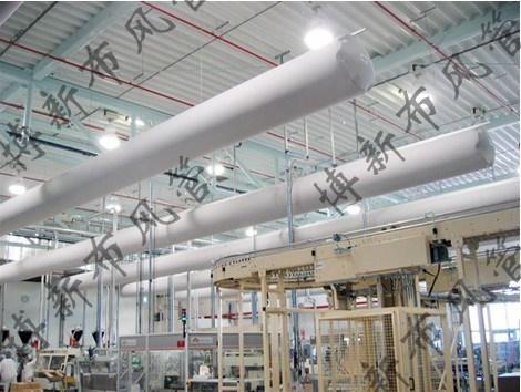 送风均匀舒适布风管图片/送风均匀舒适布风管样板图 (3)