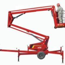 供应折臂式高空作业台,360°旋转曲臂式升降台批发
