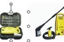 供应小型家用汽车高压清洗机