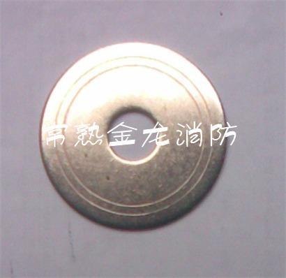 司生产dn65消火栓减压孔板