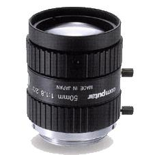 供应Computar50mm镜头M5018-MP