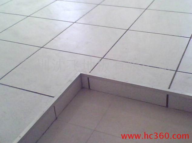 机房防静电高架地板 供应广东厂价防静电地板 高清图片
