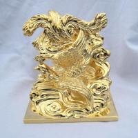 铸铜工艺镀金收藏深圳生产厂家