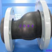 锅炉用橡胶软连接高温水橡胶软连图片